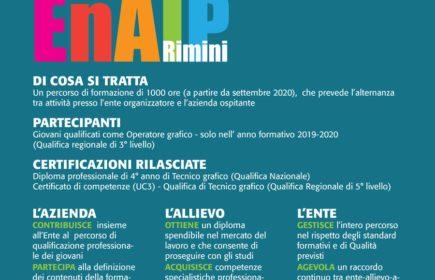 corso per grafico Rimini